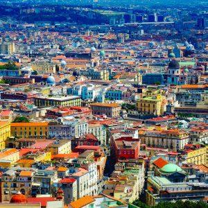 Natale a Napoli, Salerno, Caserta