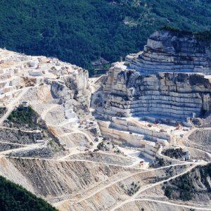 Carrara, la regina del marmo