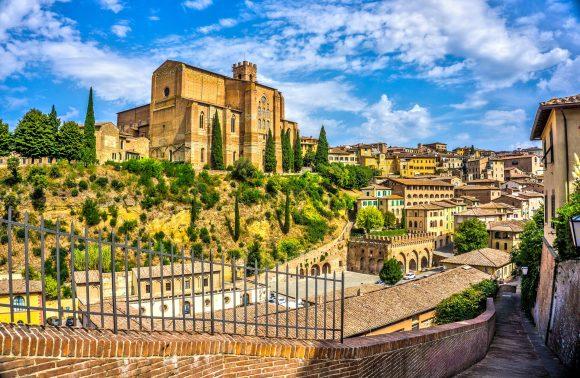 Siena, Monteriggioni e San Gimignano